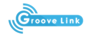 Groove Link Ink.グルーヴリンク株式会社 ロゴ